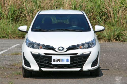 Toyota/豐田 Yaris