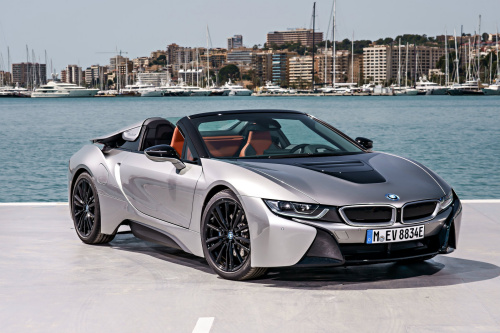 BMW/寶馬 i8