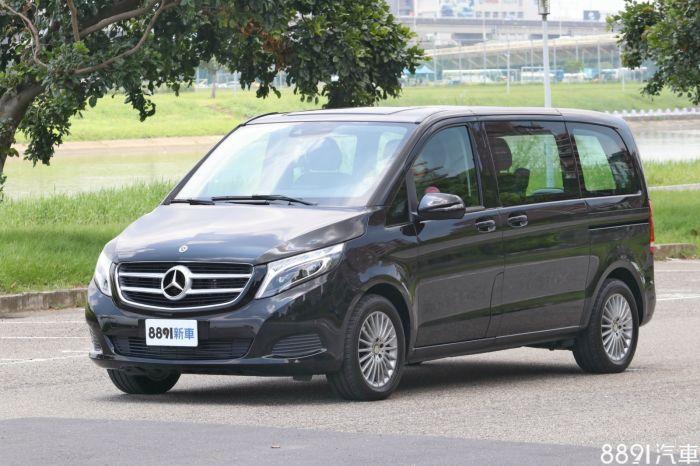 Mercedes-Benz V-Class 外觀圖片
