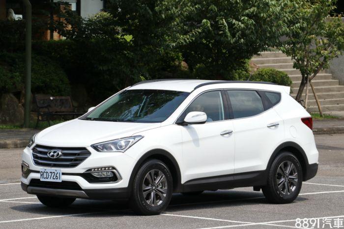 Hyundai Santa Fe 外觀圖片