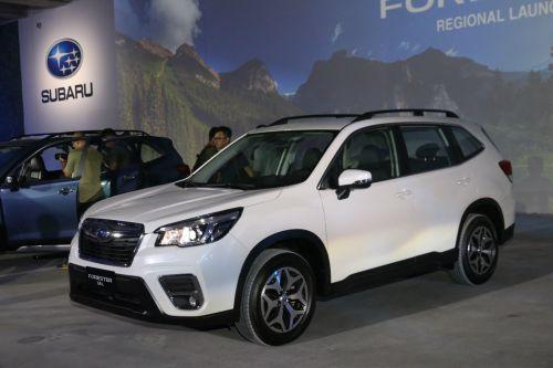 Subaru/速霸陸 Forester