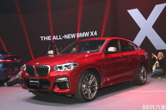 BMW X4 外觀圖片
