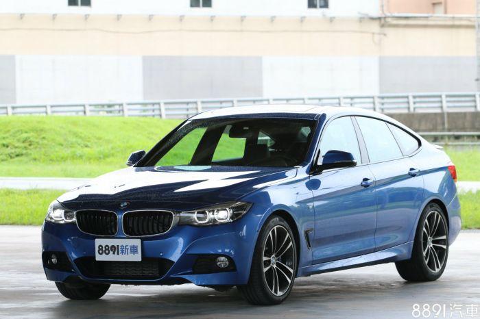 BMW 3-Series GT 外觀圖片