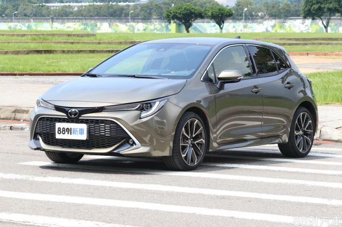 Toyota Auris 外觀圖片