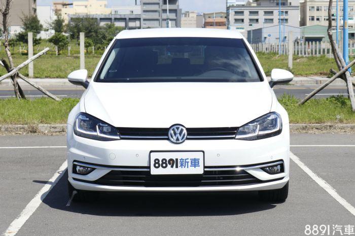 Volkswagen Golf 外觀圖片