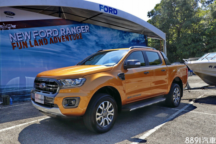Ford Ranger 外觀圖片