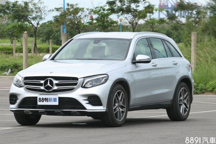 Mercedes-Benz GLC 外觀圖片