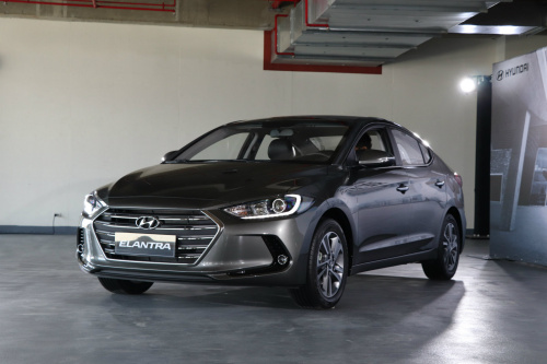 Hyundai/現代 Elantra