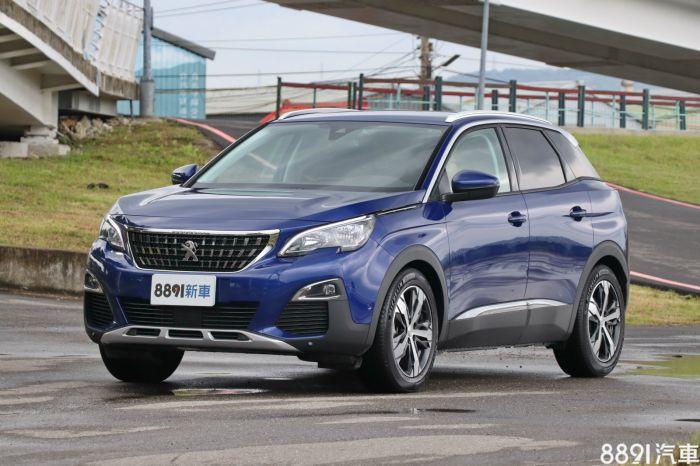 Peugeot 3008 外觀圖片