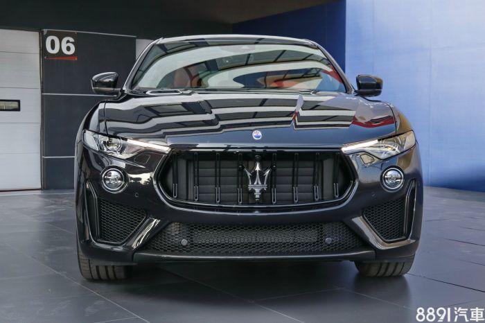 Maserati Levante 外觀圖片