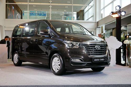 Hyundai/現代 Grand Starex