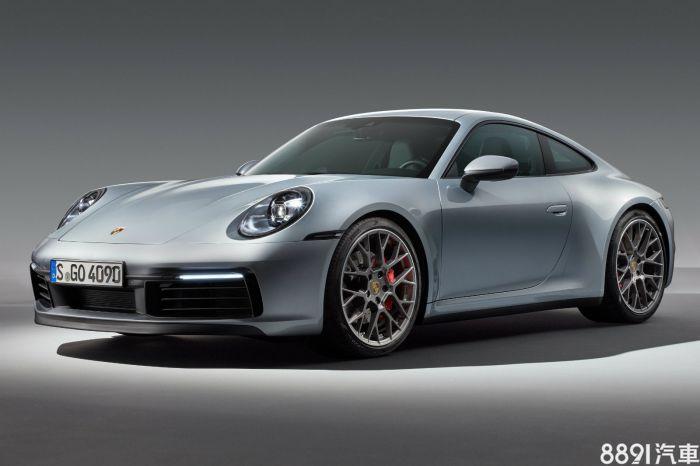 Porsche 911 Carrera 外觀圖片