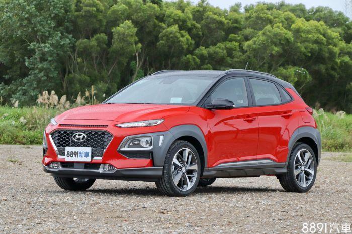 Hyundai Kona 外觀圖片