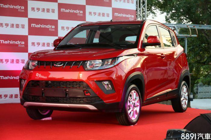 Mahindra KUV100 外觀圖片