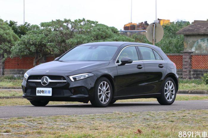 Mercedes-Benz A-Class 外觀圖片