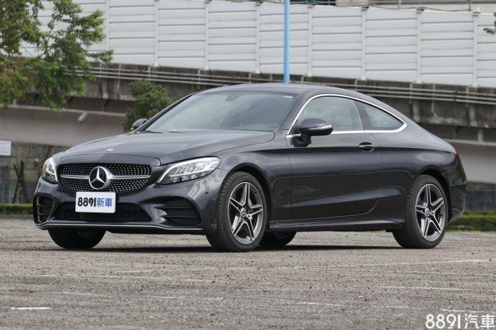 Mercedes-Benz C-Class Coupe 外觀圖片