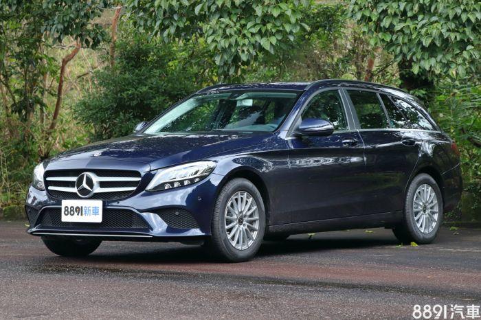 Mercedes-Benz C-Class Estate 外觀圖片