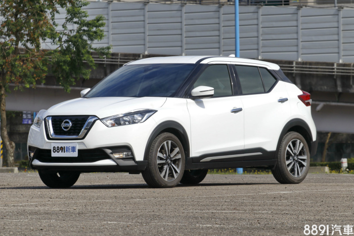 Nissan Kicks 外觀圖片