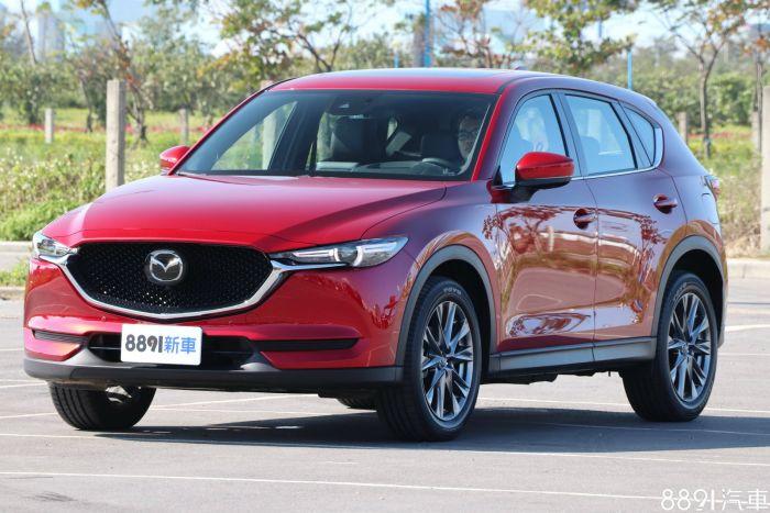 Mazda CX-5 外觀圖片