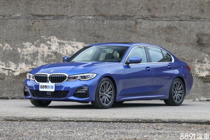 BMW 3-Series Sedan 外觀圖片