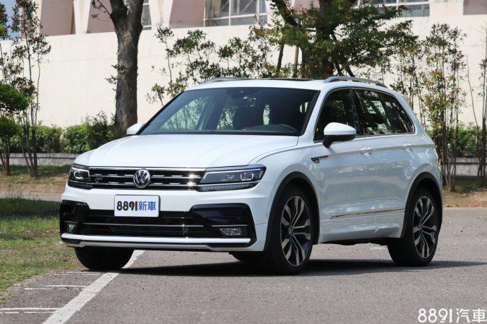Volkswagen Tiguan 外觀圖片