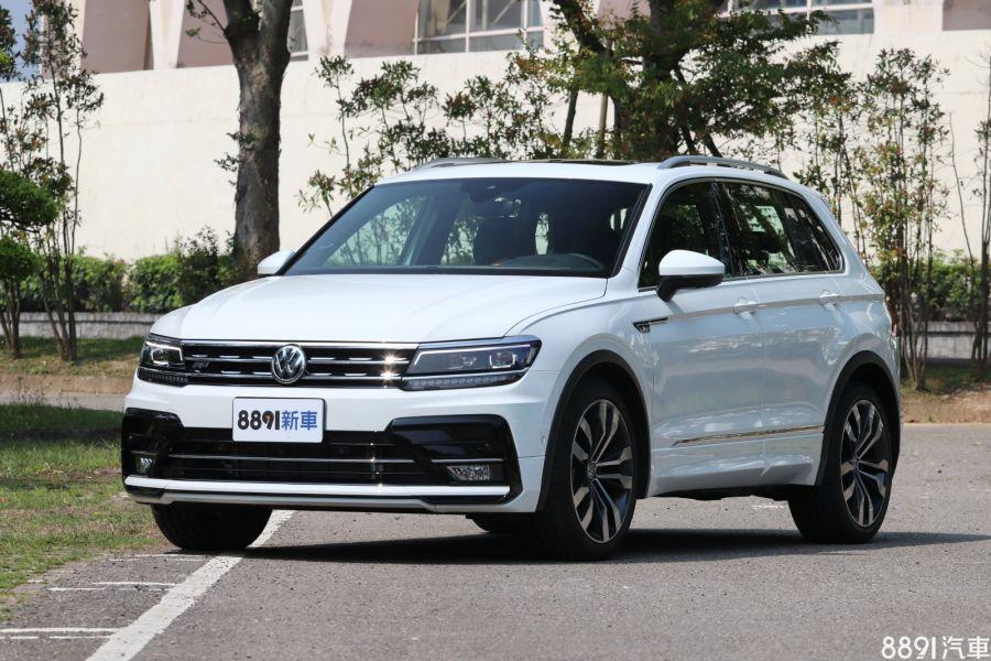 圖 Volkswagen 福斯 2020 Tiguan 汽車價格 新款車型 規格配備