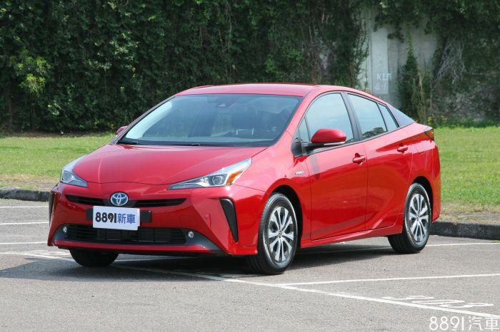 Toyota Prius 外觀圖片
