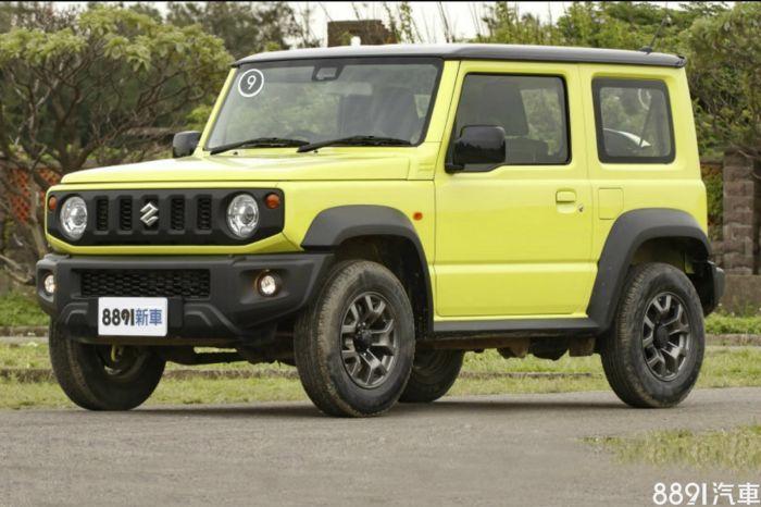 Suzuki Jimny 外觀圖片