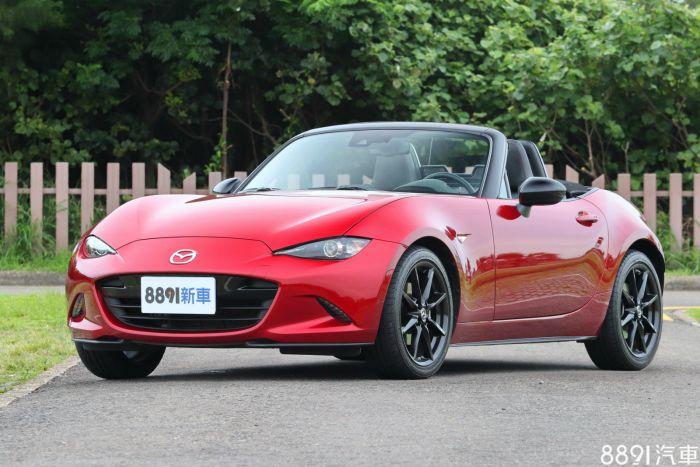Mazda MX-5 外觀圖片