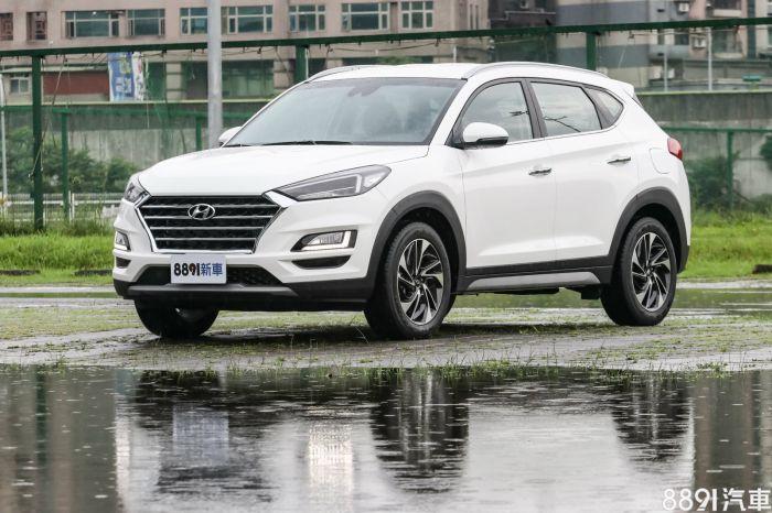 Hyundai Tucson 外觀圖片