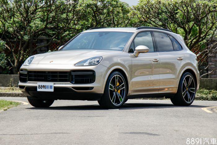 Porsche Cayenne 外觀圖片