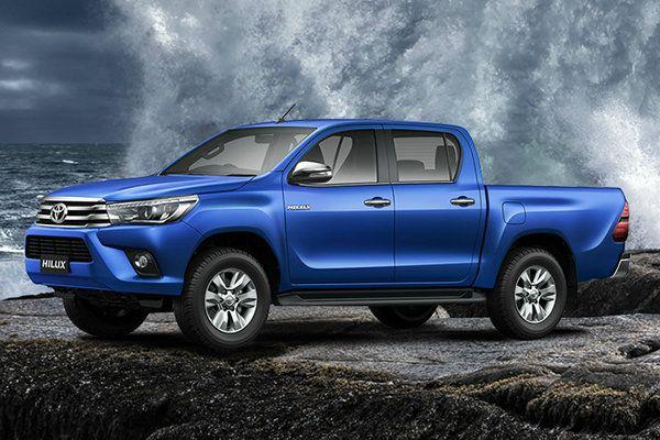 Toyota Hilux 外觀圖片