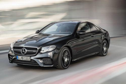 Mercedes-Benz/賓士 E-Class Coupe