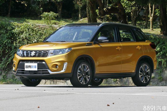 圖】Suzuki/鈴木- Vitara 汽車價格,新款車型,規格配備,評價,深度