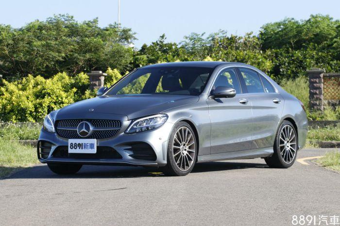 Mercedes-Benz C-Class Sedan 外觀圖片