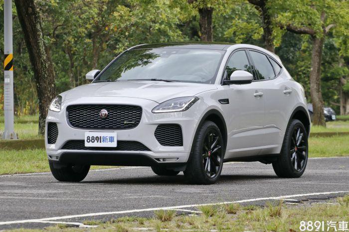 Jaguar E-Pace 外觀圖片