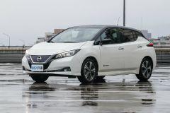 2019 Nissan LEAF Zero Emission