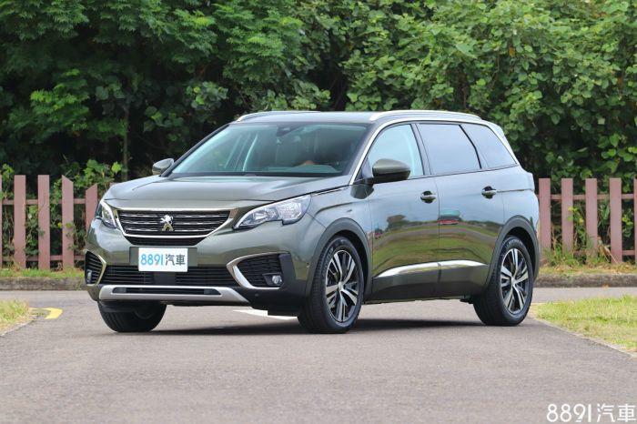 Peugeot 5008 外觀圖片