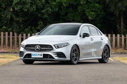 Mercedes-Benz/賓士 A-Class Sedan