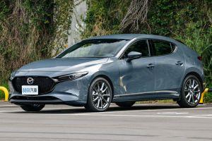 Mazda 3 5D 2018 旗艦型